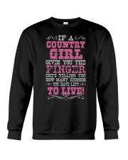 COUNTRY GIRL Crewneck Sweatshirt thumbnail