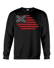 NEW MIXED FLAG FOR YOU- FOR YOU ONLY Crewneck Sweatshirt thumbnail