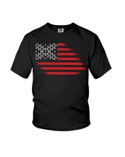 NEW MIXED FLAG FOR YOU- FOR YOU ONLY Youth T-Shirt thumbnail