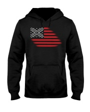 NEW MIXED FLAG FOR YOU- FOR YOU ONLY Hooded Sweatshirt thumbnail