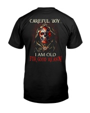 Careful Classic T-Shirt back