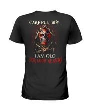 Careful Ladies T-Shirt thumbnail