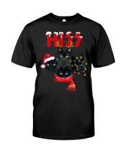 BLACK CAT CHRISTMAS Premium Fit Mens Tee thumbnail