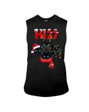BLACK CAT CHRISTMAS Sleeveless Tee thumbnail
