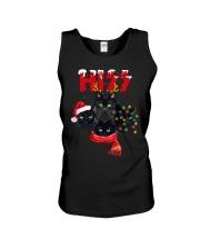 BLACK CAT CHRISTMAS Unisex Tank thumbnail