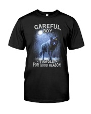 CAREFUL BOY Classic T-Shirt thumbnail