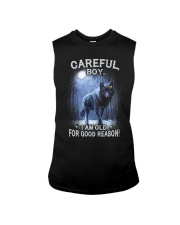 CAREFUL BOY Sleeveless Tee thumbnail