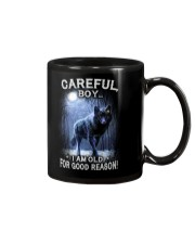 CAREFUL BOY Mug thumbnail