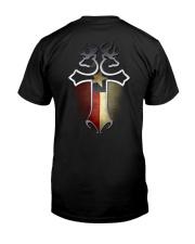 914-texas Classic T-Shirt back