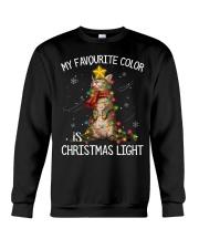 CAT CHRISTMAS Crewneck Sweatshirt thumbnail