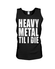Mc Metal Unisex Tank tile