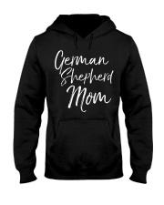 german shepherd mom shirt fun dog mother tee 6jq B Hooded Sweatshirt thumbnail