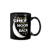 CHEF LOVE TO THE MOON BACK Mug thumbnail
