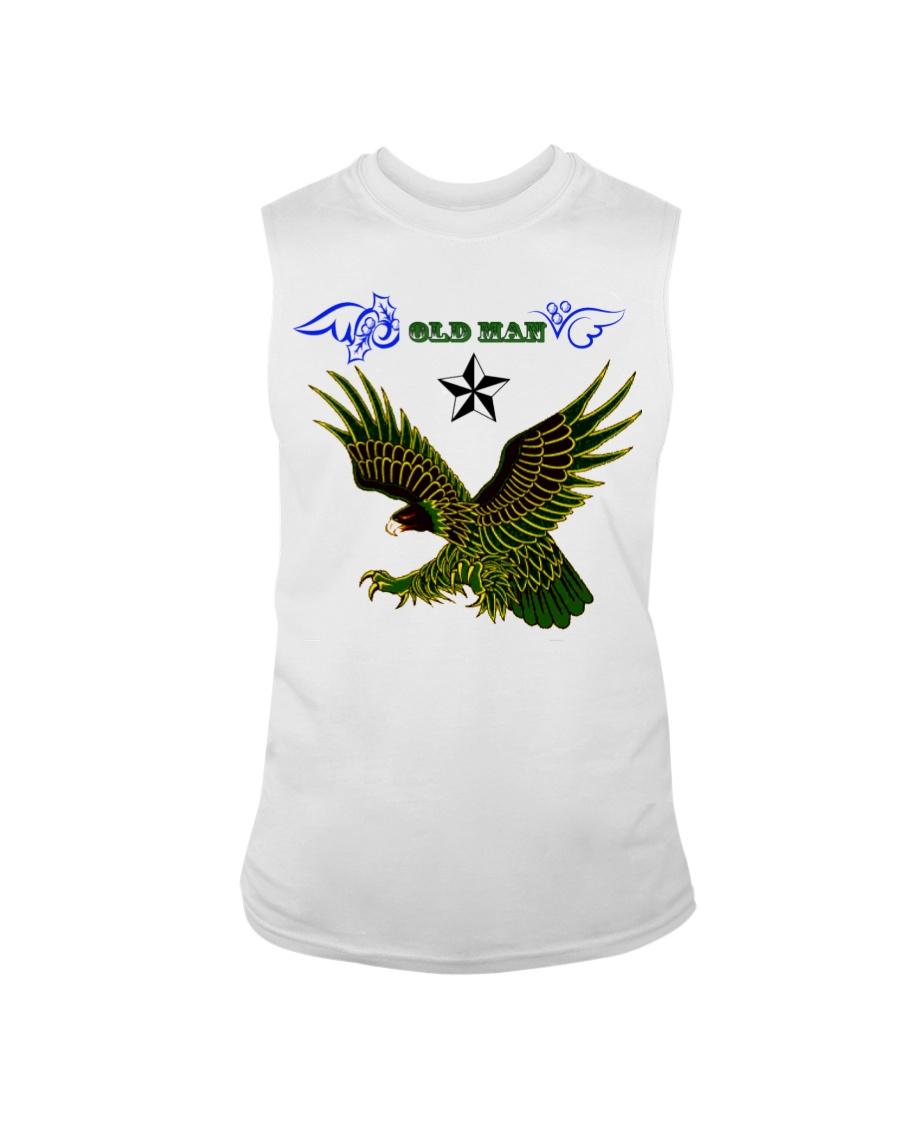Eagle - Old Man Sleeveless Tee