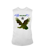 Eagle - Old Man Sleeveless Tee front
