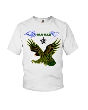 Eagle - Old Man Youth T-Shirt thumbnail