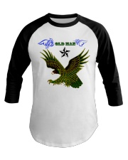 Eagle - Old Man Baseball Tee tile