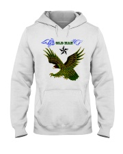 Eagle - Old Man Hooded Sweatshirt tile