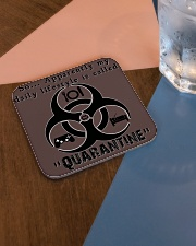 Daily Quarantine Lifestyle Square Coaster  Square Coaster aos-homeandliving-coasters-square-lifestyle-01