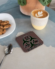 Daily Quarantine Lifestyle Square Coaster  Square Coaster aos-homeandliving-coasters-square-lifestyle-02