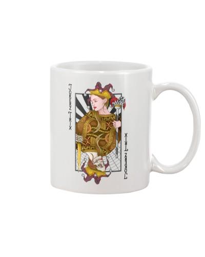 Jokerz Trix Card Mug