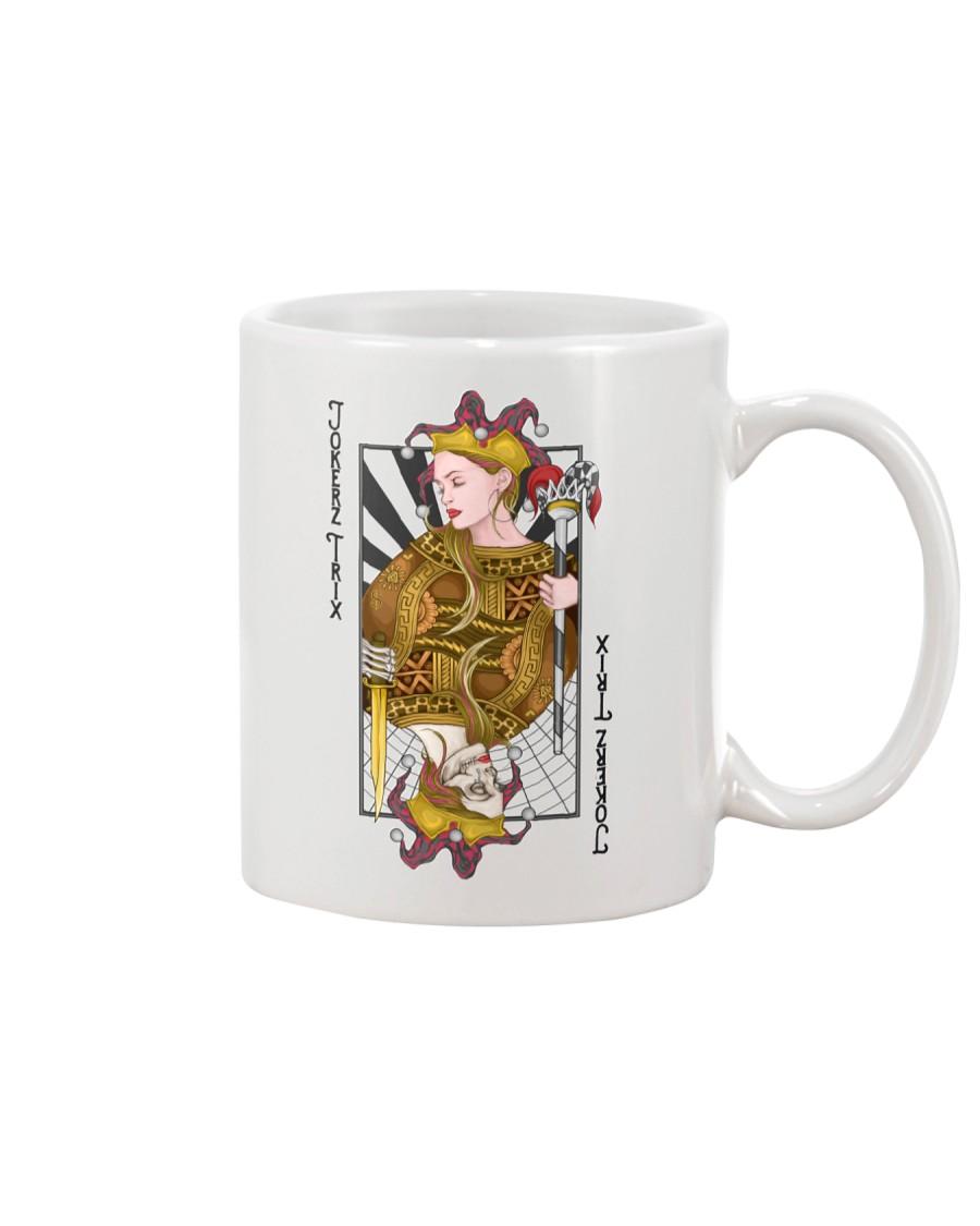 Jokerz Trix Card Mug Mug