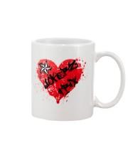 Jokerz Trix Heart Spray Mug Mug front