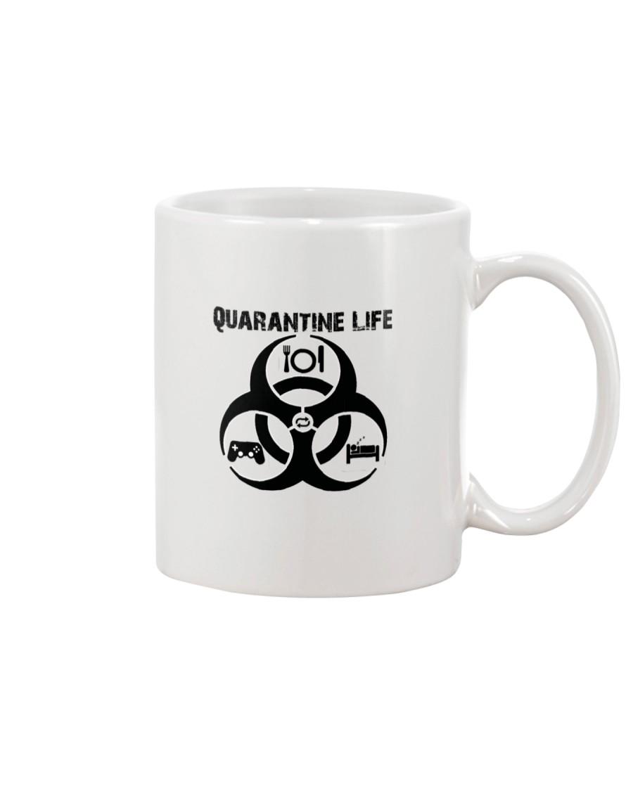 Quarantine Life Mug Mug