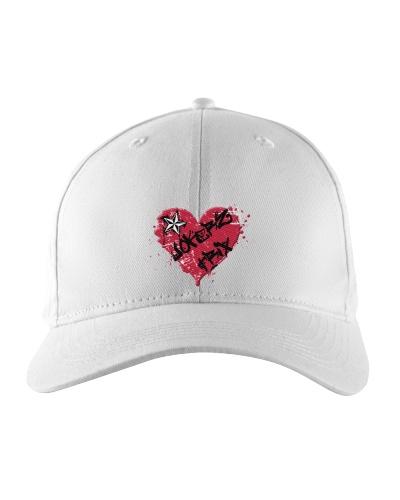 Jokerz Trix Heart Spray Embroidered Hat