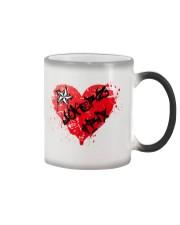 Jokerz Trix Heart Spray Color Changing Mug  Color Changing Mug color-changing-right