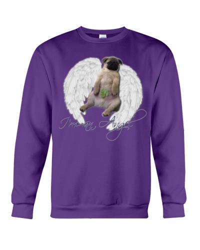 Pug Angel  Im an angel TShirts