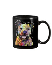 pit bulls they will steal your heart Mug thumbnail