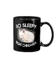so sleepy right chihuahua Mug thumbnail
