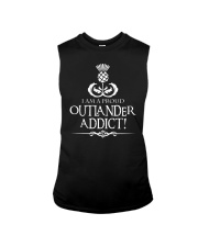 i am a pround outlander addict Sleeveless Tee thumbnail