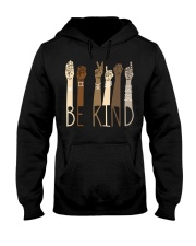 Be Kind SignLanguage Hooded Sweatshirt thumbnail