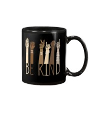 Be Kind SignLanguage Mug tile