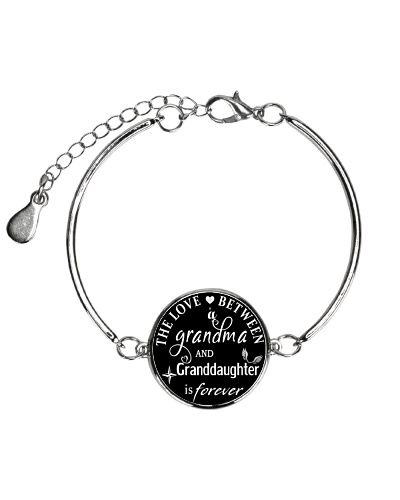 To My Granddaughter Necklace