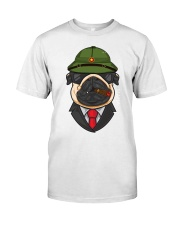 Pug1 Limited Classic T-Shirt front