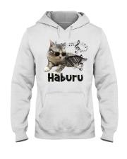 Haburu Meowssage Hooded Sweatshirt thumbnail