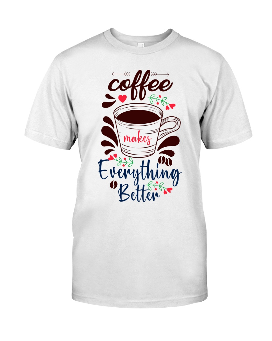 Coffe Limited 2 Classic T-Shirt