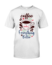 Coffe Limited 2 Classic T-Shirt front