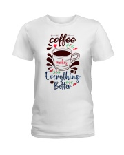 Coffe Limited 2 Ladies T-Shirt tile
