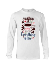 Coffe Limited 2 Long Sleeve Tee thumbnail