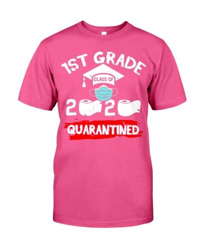 Funny 1st Grade Shirt Graduation