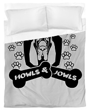 Howls and Jowls 2 Duvet Cover - Twin thumbnail