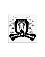 Howls and Jowls 2 Square Magnet tile