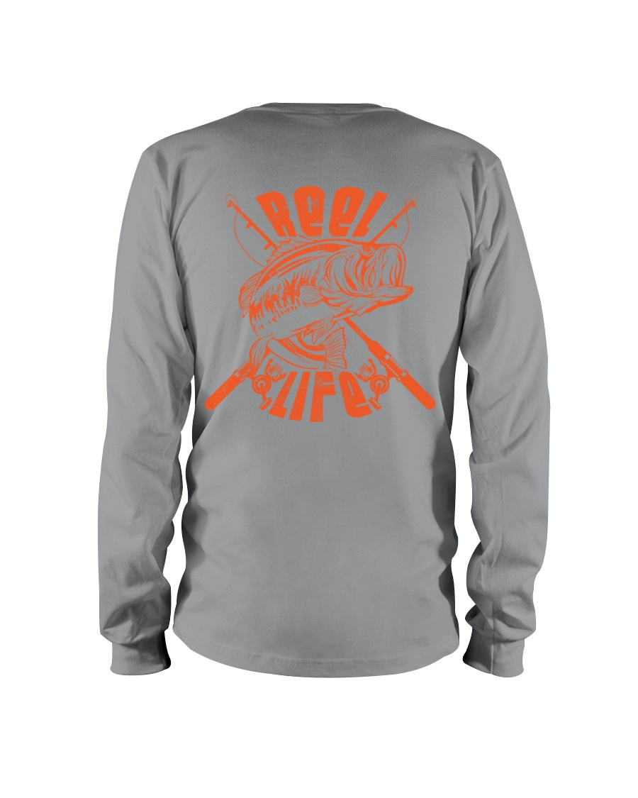 Reel Life from iFish Long Sleeve Tee