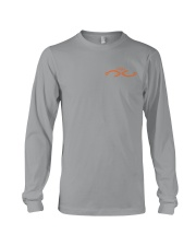 Reel Life from iFish Long Sleeve Tee front