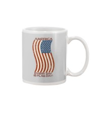 AMERICA Every Day is Flag Day Mug front