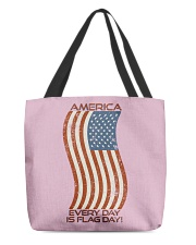 AMERICA Every Day is Flag Day All-over Tote thumbnail